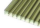 Bronze Polycarbonate Conservatory Roof
