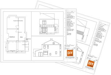 Conservatory planning permission terraced house house plans for House plans with conservatory