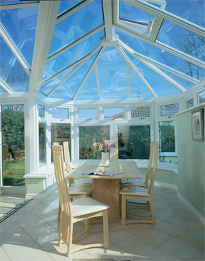 Glass Roof - Conservatory Glass Roof