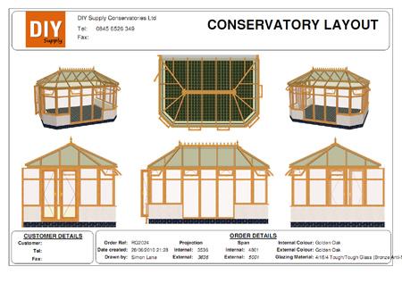 Diy Supply Conservatories Diy Conservatories Design